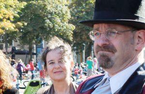 Dordrecht stadswandeling Storytrail verhalenverteller Godefridus spel