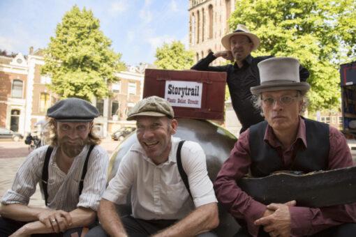 StoryTrail-stadswandeling-Utrecht-verhalenvertellers
